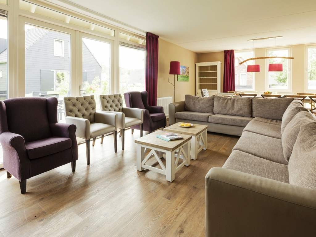 12- luxe woonkamer - Residentia projectmakelaars