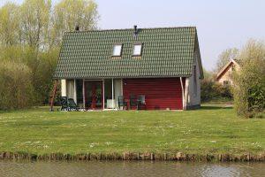 Referentie Buitenhuis 209, type Trias 4-persoons Premium (SR358) 1