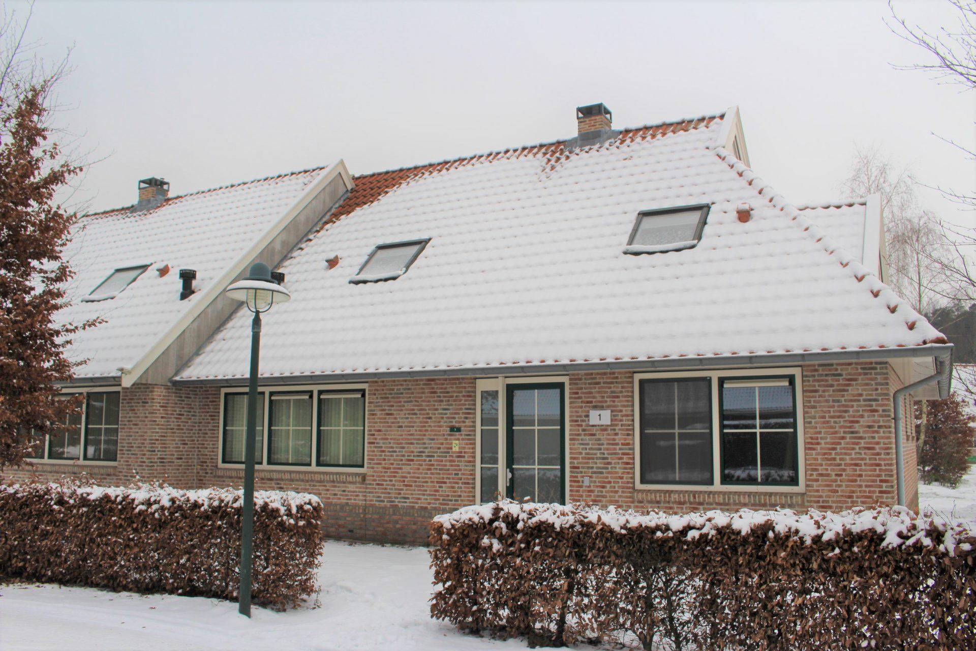 vakantiehuis in Nederland te Haarle
