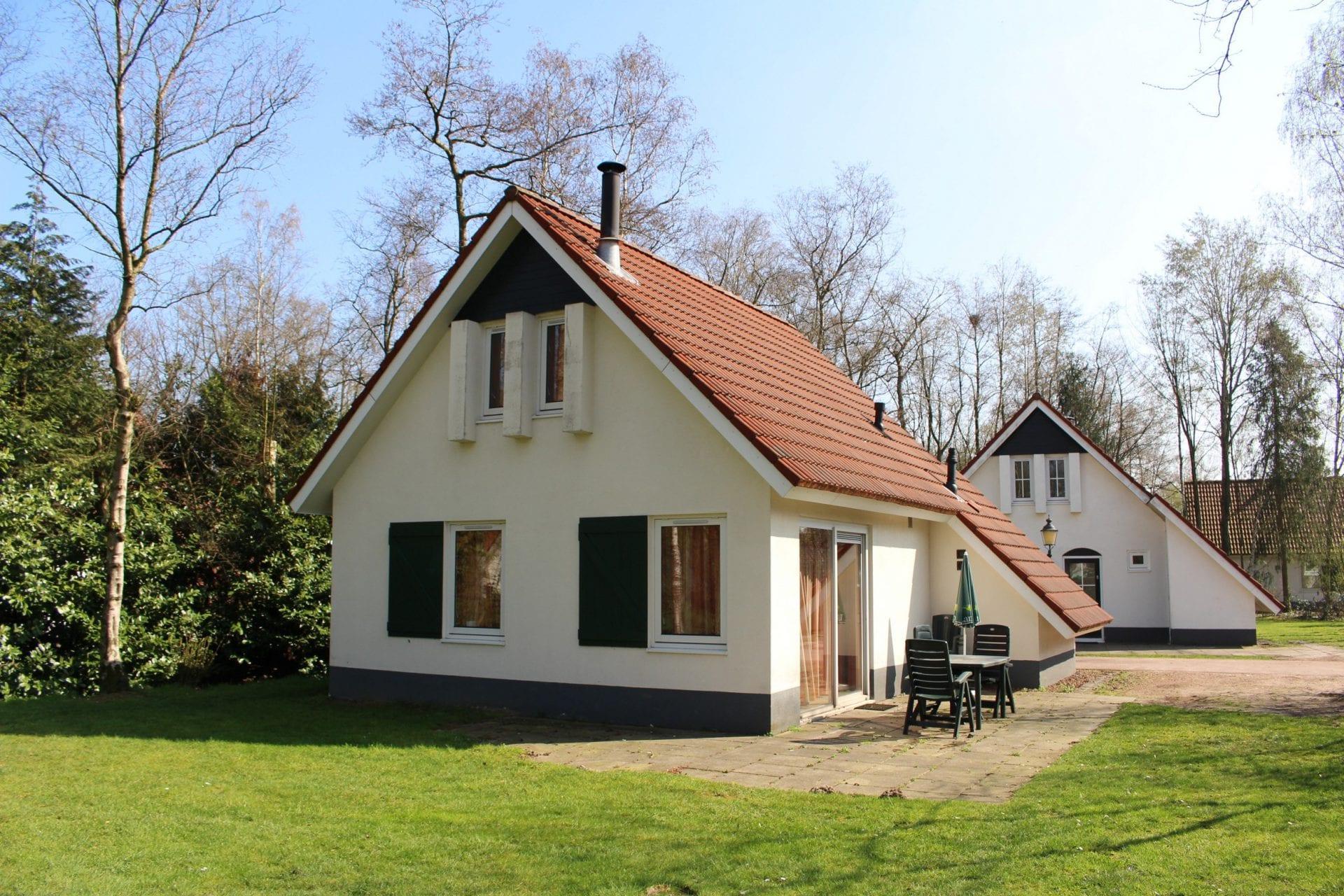 1 Landgoed De Elsgraven - Vakantiehuis nr. 72- 6-persoons comfort