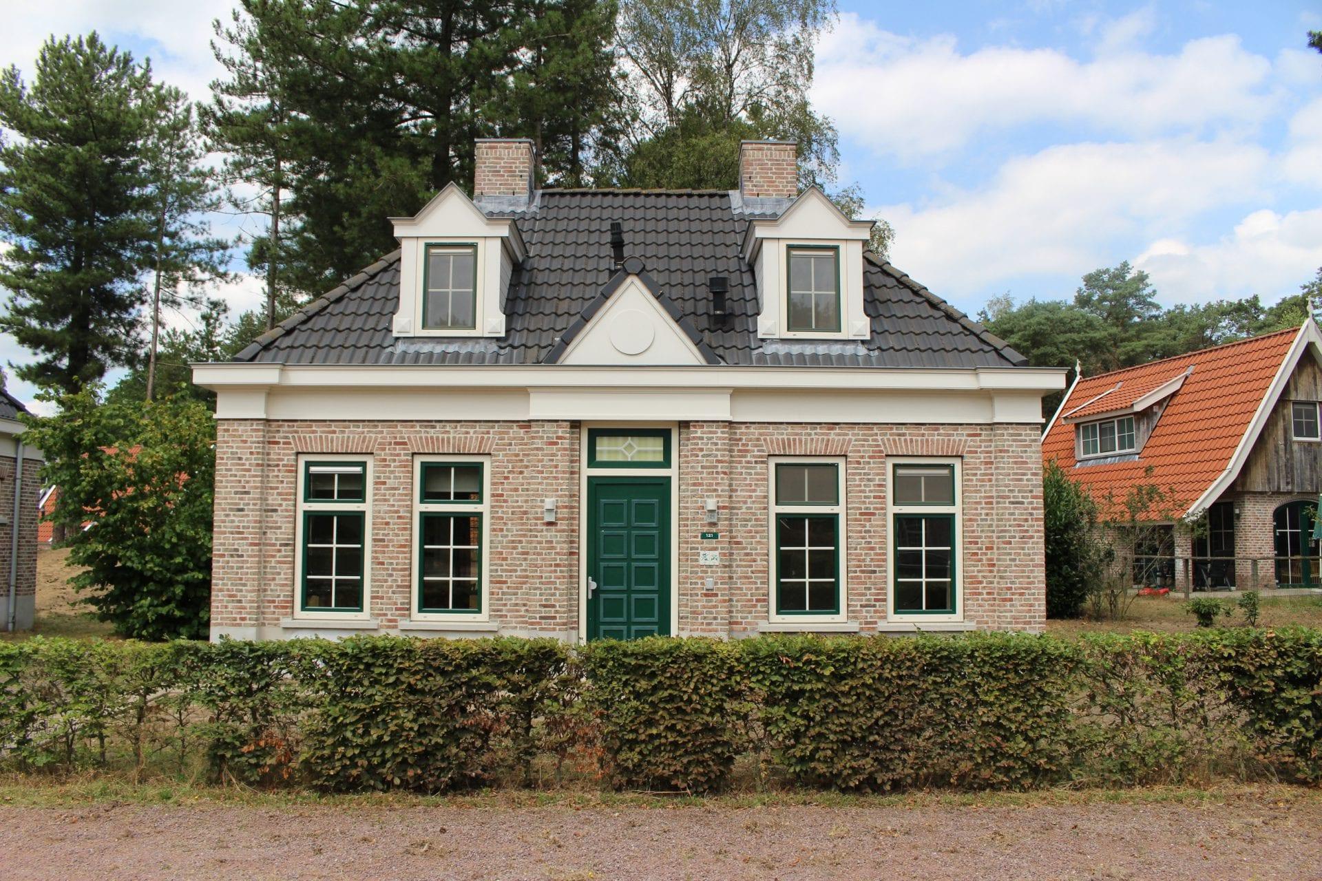 1 Vakantiehuis Landgoed De Hellendoornse Berg nr. 121 - Notariswoning 6 Comfort