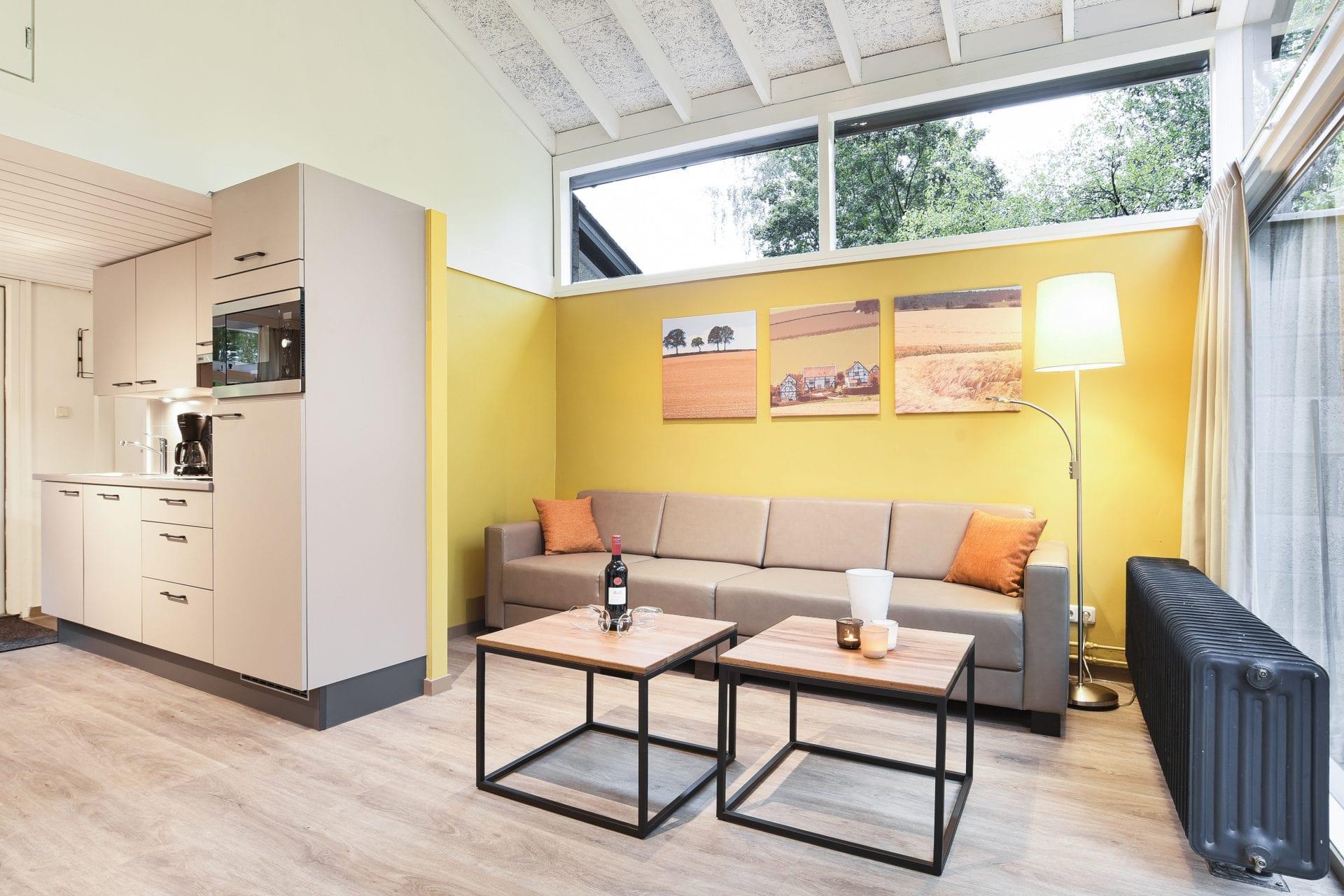 2. Renovatie bungalows De Lommerbergen